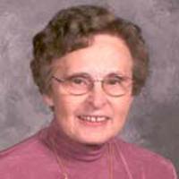 Sr. Ruth Angelette, OP - Award Recipient